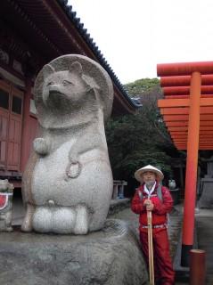 屋島寺の太三郎狸と