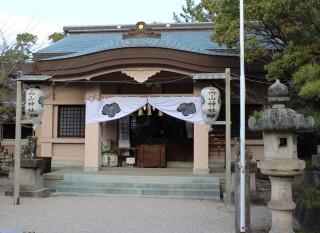 寿老神霊場「高山神社」