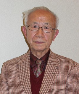 藤堂藩五日会会長の斎藤正和さん