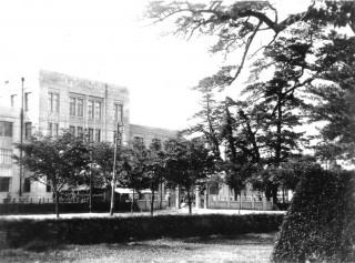 三重県師範学校(昭和初期頃の撮影)