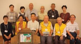 「美里ボランティアガイド会」の会員たち