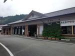 出発地点の名松線の「伊勢奥津駅」