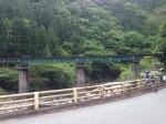 来年度中に復旧する「名松線」の鉄橋