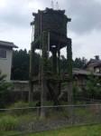 SLの給水塔