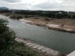 小戸木橋から見た雲出川