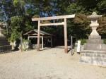 式年遷座も記憶に新しい「香良洲神社」