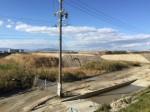 造成中の「香良洲高台防災公園」