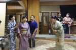 「喜劇・桜の園」の練習の一場面