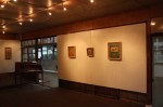 様々な作家の絵画などを展示するギャラリー
