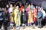 昨年に行われた二周年記念祭の模様