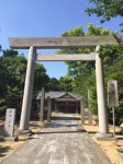 尾前神社の鳥居