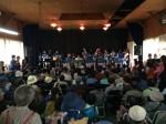 昭和の名曲やアニメソングも演奏されたジャズコンサート