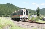 観光路線化が課題となっている「JR名松線」