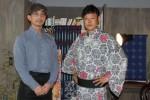 山本さん(左)と江藤さん