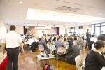 伊勢夫婦岩ショッピングプラザで開かれた創業100周年祝賀会
