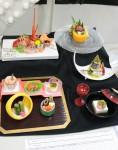 古川さんの作品「春の訪れ」