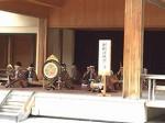 皇學館大学雅楽部の演奏会