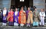 七寺社の代表者ら