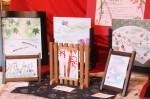 なごみの四季彩画教室の季節感溢れる作品
