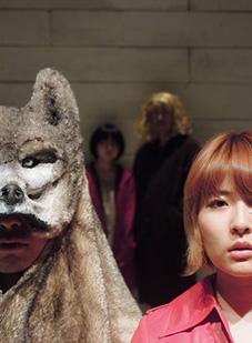 第七劇場の舞台「赤ずきん」のイメージ