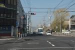 この日のスタート地点である伊賀市役所付近