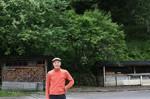 萱間さんと、「美杉ノ森ファンクラブ」が活動する里山