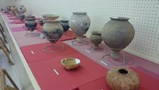「津市埋蔵文化財センター久居分室」に展示されている資料