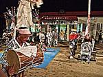 最後の披露がされた「南長野かんこ踊り」