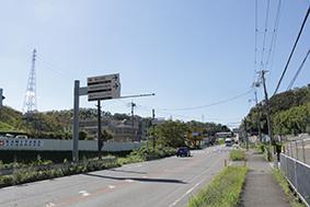 「奈良先端科学技術大学院大学」付近(奈良県生駒市高山町