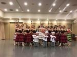 チャリティー公演で見事な演技を披露した「高田由紀子バレエ学園」の生徒たち