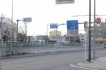 門真市と守口市の市境