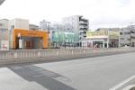 大阪メトロの新森古市駅