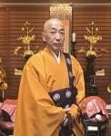 僧侶として日々精進を目指す土井さん
