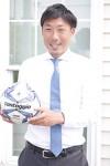 三重県初のJFA公認フットサルA級コーチライセンスを取得した小久保監督