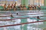 泳ぎを楽しむ参加者ら