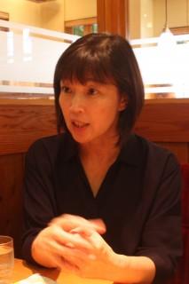 飯田あゆみ さん 生活介護サービスあゆか(松阪市)代表。息子は高校3年で、就労継続支援A型。