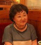 山根一枝さん 三重県自閉症協会ペアレントメンター津市在住。息子は単身上京し会社勤務。