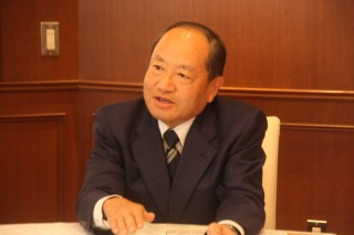松田貞司副支部長