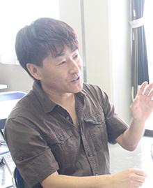 石井幸仁 さん 三重県立松阪あゆみ特別支援学校教諭。発達障害の人などが対象の、絵カードを使ったコミュニケーション学習「PECS(ペクス)」の普及に取り組む「三重PECSサークル」の代表。
