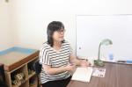 米田奈緒子 さん (一社)家庭教育研究センターFACEふぁす=鈴鹿市=代表。臨床発達心理士。三重県内の公的機関で発達検査を行っている。3児の母。