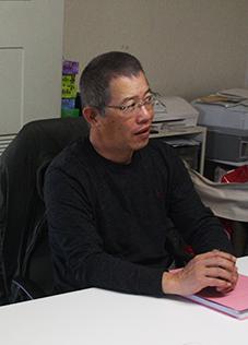 アドバイザー・玉野雅彦さん 多収米や新規需要米の生産に定評のある農家「㈲玉善」(松阪市嬉野黒野町)の取締役社長。