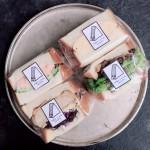 和風サンドイッチの店「間」の商品(イメージ)