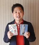 ㈱FAMIE 若林 祐基さん(41)