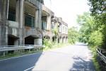 スタート地点の近鉄西青山駅前
