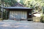 観阿弥ふるさと公園の能舞台(名張市上小波田)