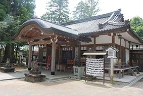 大村神社(伊賀市阿保)