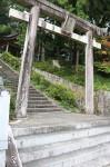 「鹿高神社」(名張市安部田)