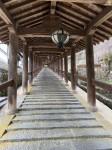 本堂へと続く長谷寺の登廊