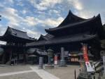 そびえたつ長谷寺の本堂